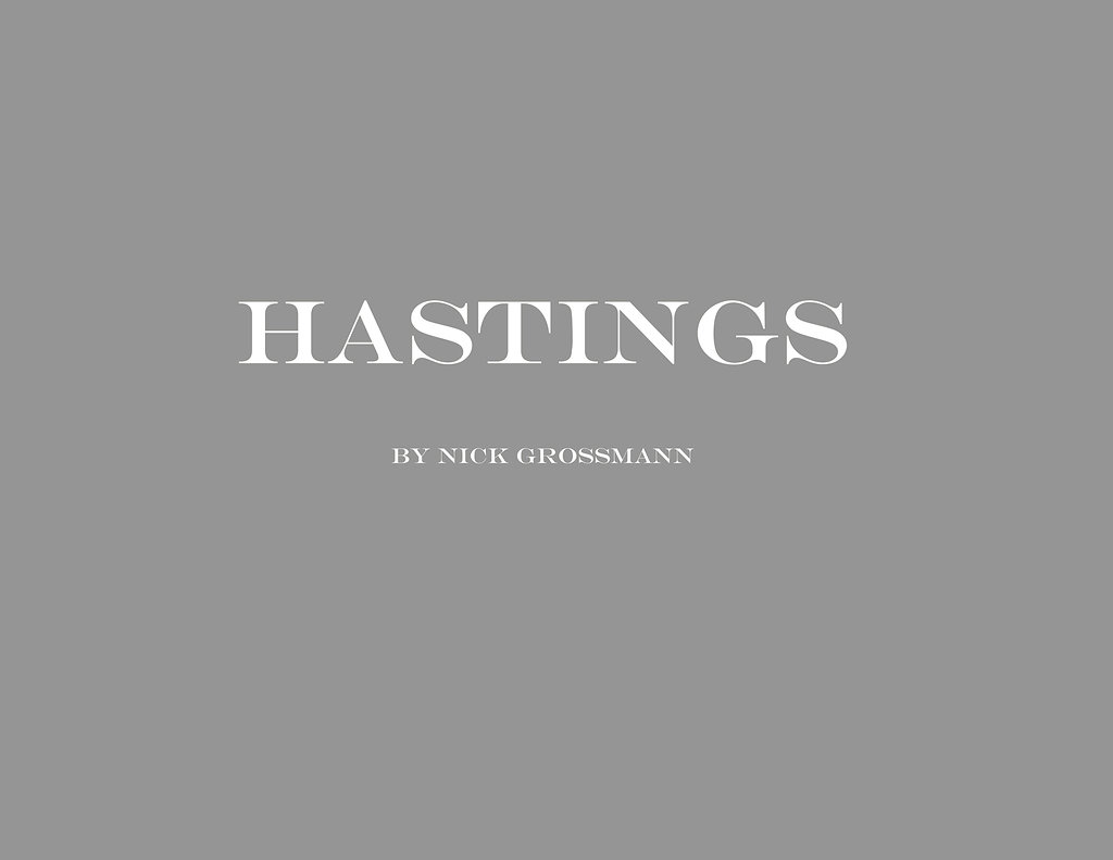 Hastings Book 2008/09